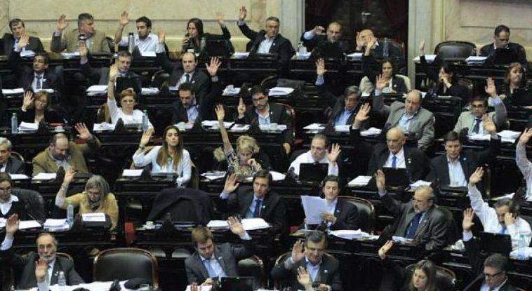 diputados votan