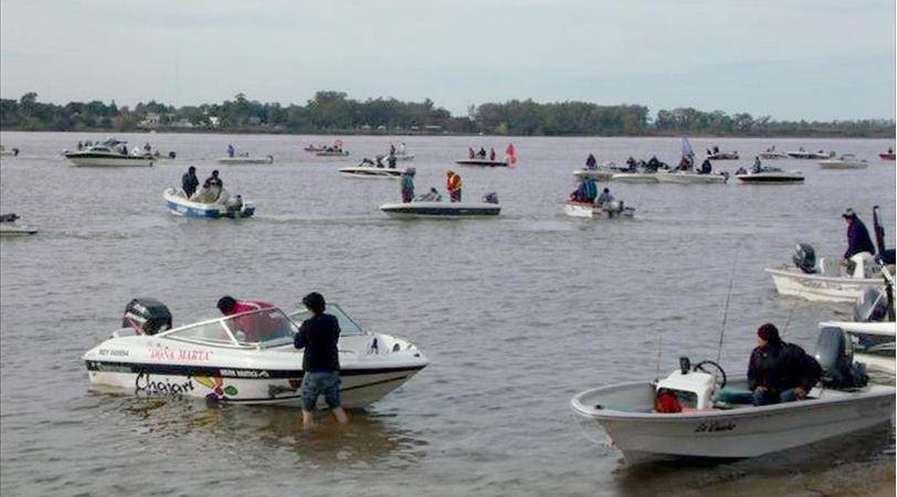 torneo de pesca variada de la triple frontera
