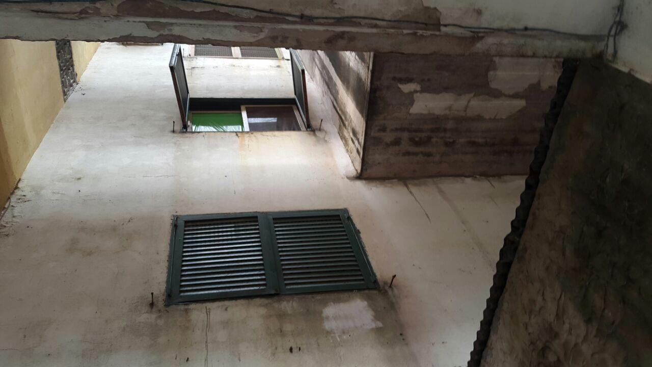 ventana del monoblok