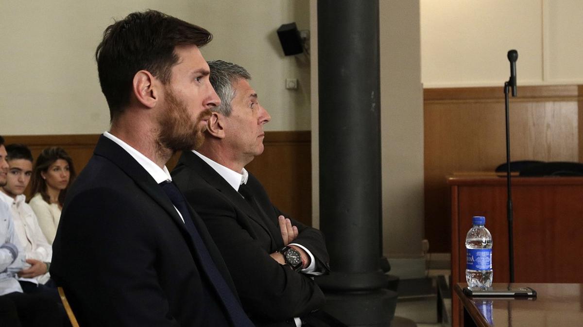 Messi condenado