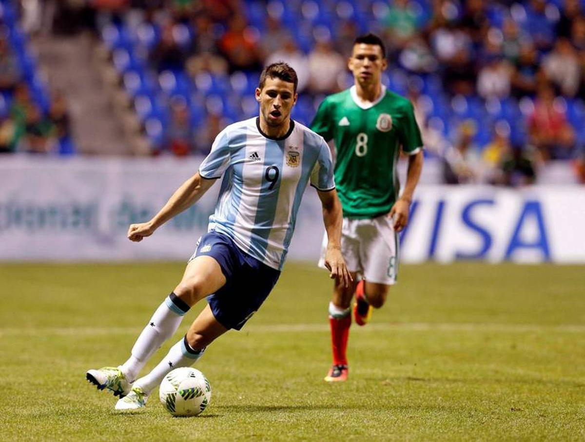 argentina mexico sub 23