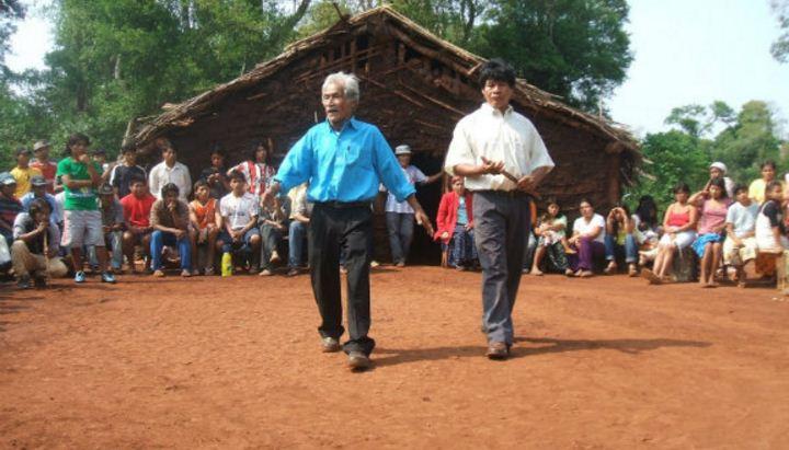 comunidad guarani