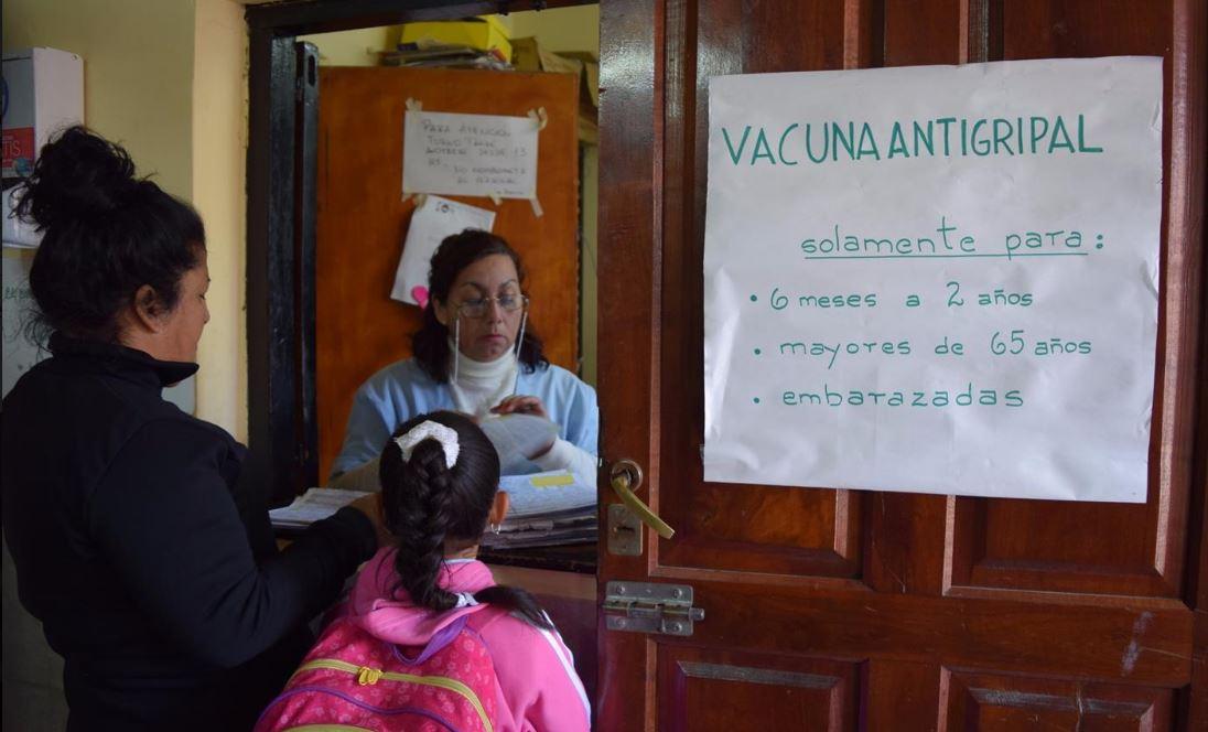 Sin vacunas