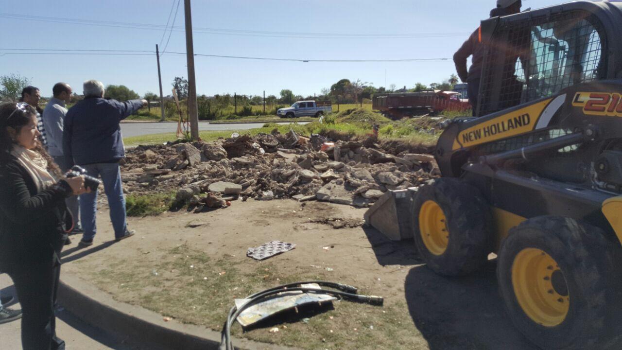 demoliciòn en mil viviendas