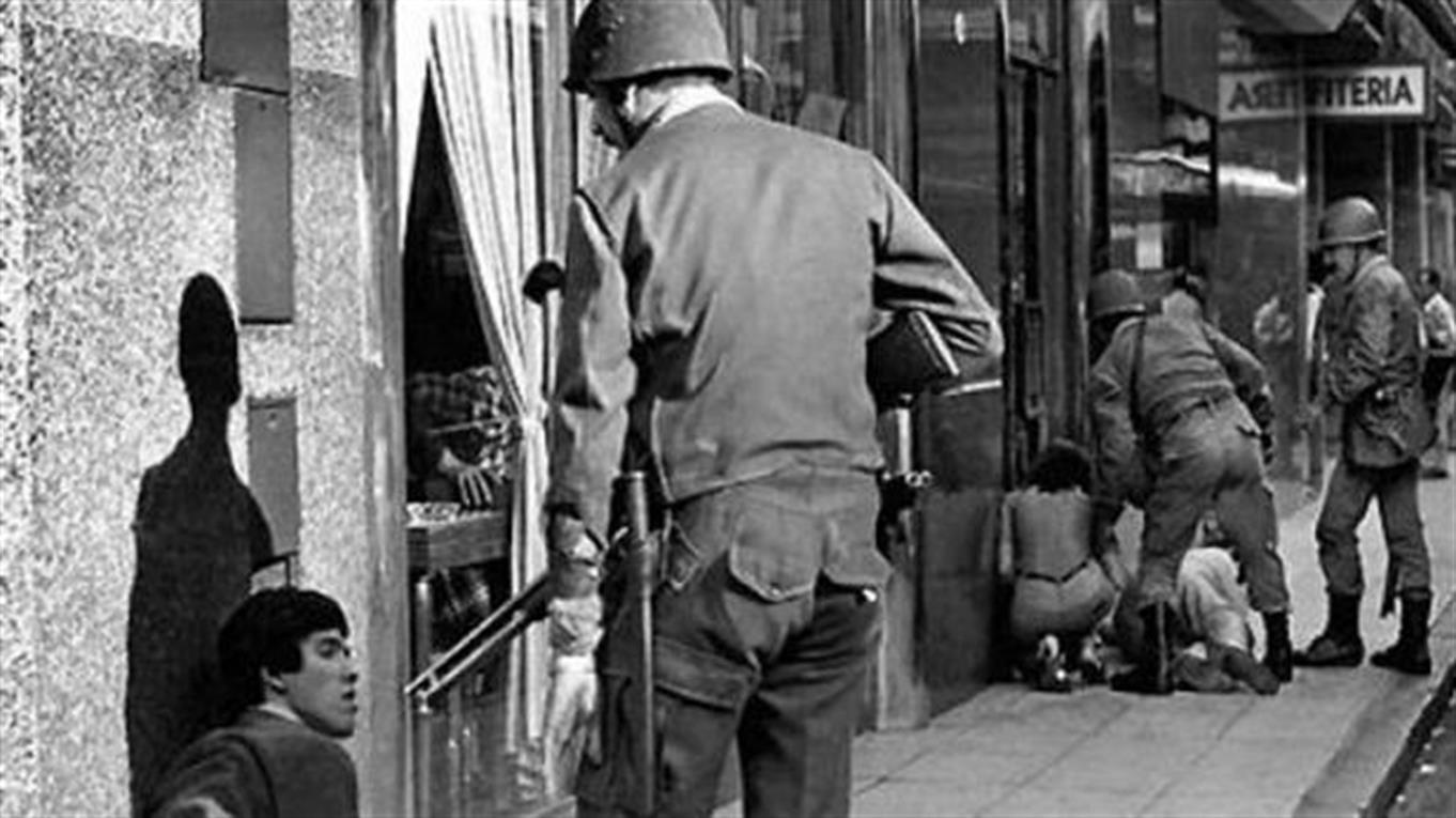dictadura argentina en los 70