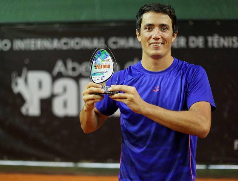 Velotti campeon en Curitiba