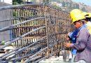 El empleo en la construcción sigue en caída