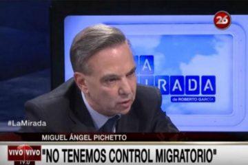 pichetto-canal-26-inmigracion