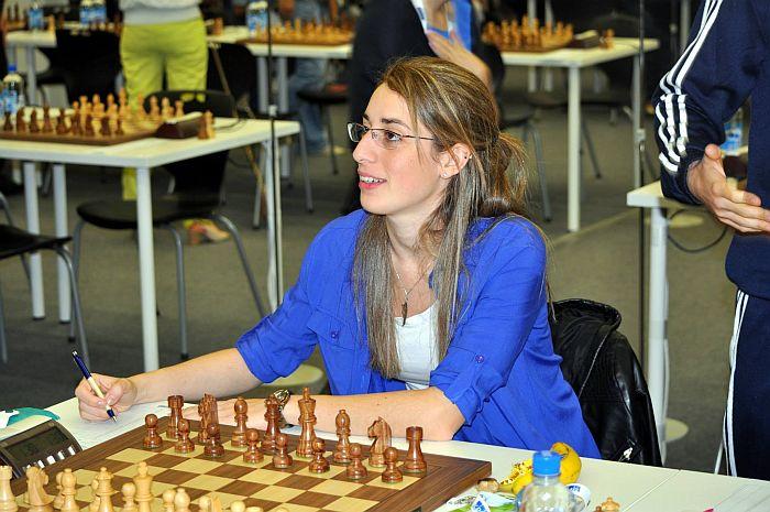 Carolina Lujan ajedrecista