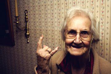 anciana rock