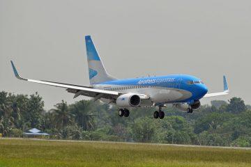 avion de aerolines