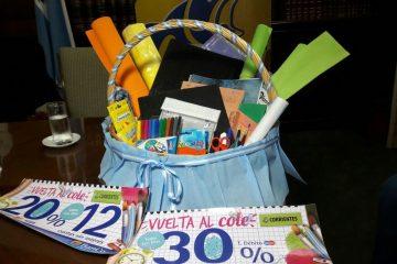 canasta escolar 2017 vuelta al cole