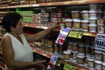 precios en el supermercado