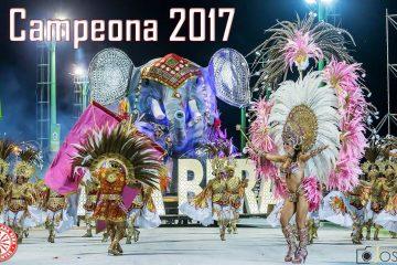 ara bera campeona 2017