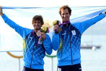 lucas calabrese medalla londres 2012