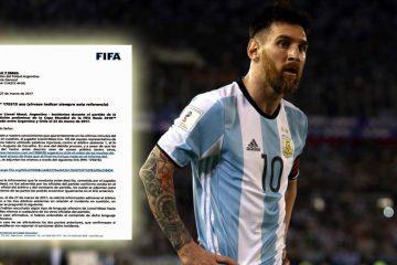 messi carta de la FIFA