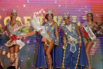 reyes del carnaval 2017