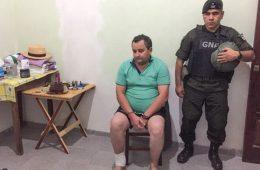 teran detenido