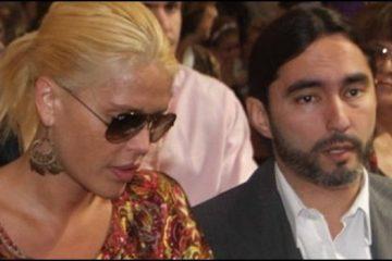 Nazarena Vélez y Daniel Agostini