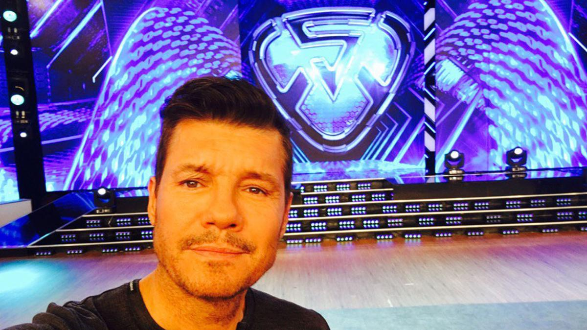 Tinelli en showmatch