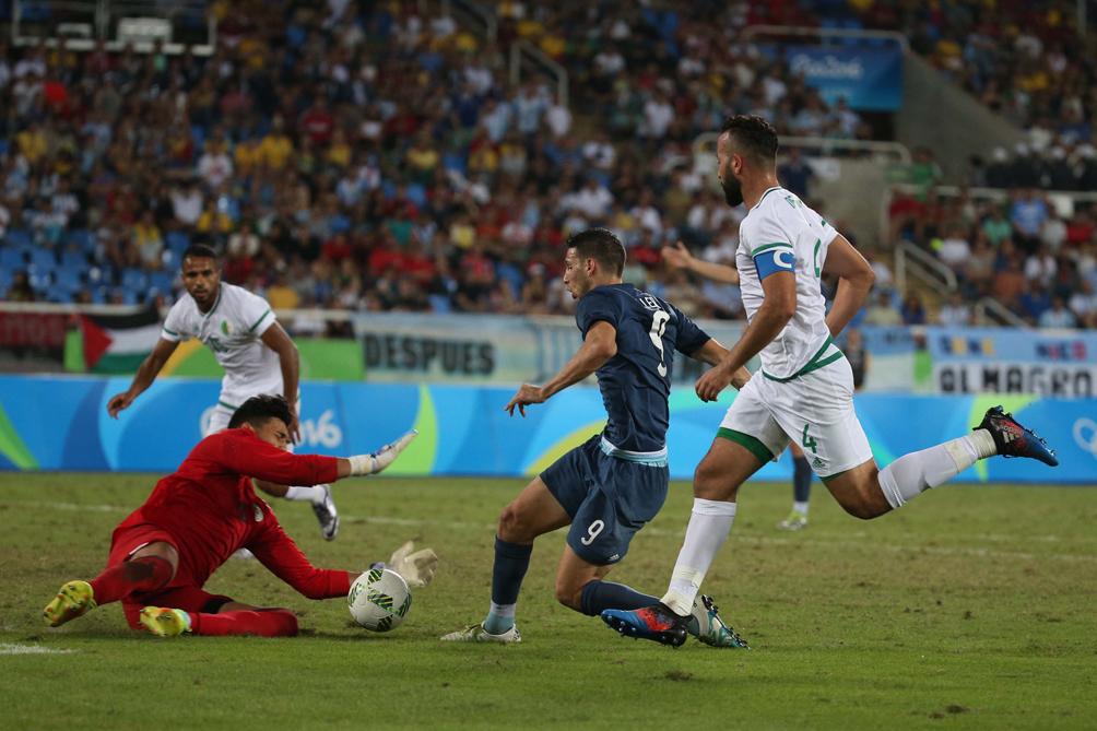 Argentina Argelia