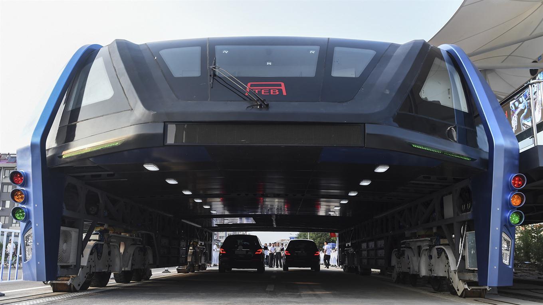 autobus gigante chino 2