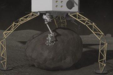 asteriode-sonda