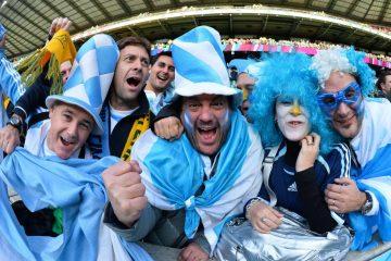 argentinos felices 2